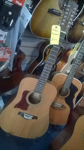 Pre-owned Tanglewood Left Hand 12 String