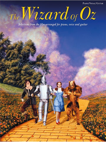The Wizard of Oz (Piano, Vocal and Guitar Selections)