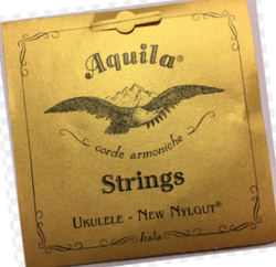 Aquila 255205 String Uke 4th Concert Low G