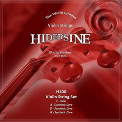 Hidersine Violin String Set 1/2 Size