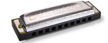 Hohner 532/20 Harmonica Blues