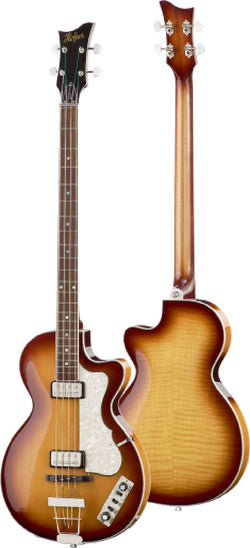 Hofner HCT5002SB Club Bass Sunburst