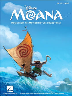 Moana: Music From The Motion Picture Soundtrack (Easy Piano)