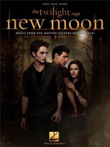 The Twilight Saga - A New Moon (Piano, Vocal and Guitar Selections)