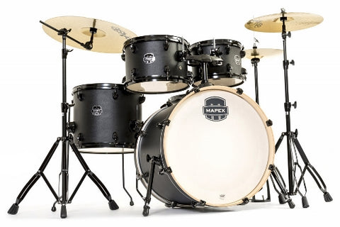 Mapex Storm - Dark Black Special Edition