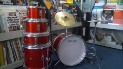 Pre-owned Stagg Junior 5 Piece Drum Kit