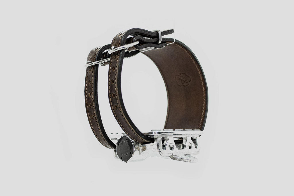 GB - Leather - straps - GOrilla . urban cycling