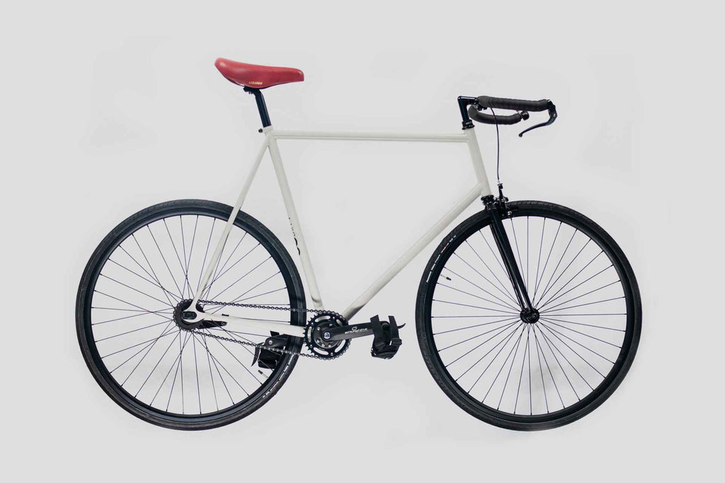 HATTARA - white - GOrilla . urban cycling