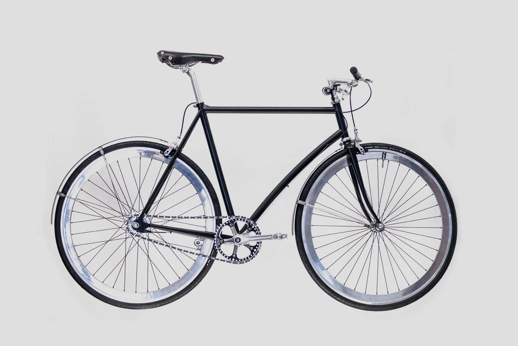 LAMA - black-silver - mix - GOrilla . urban cycling