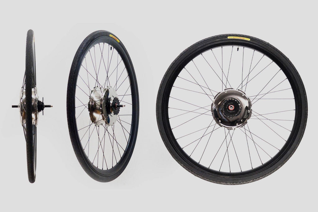 Hybrid wheel - GOrilla . urban cycling