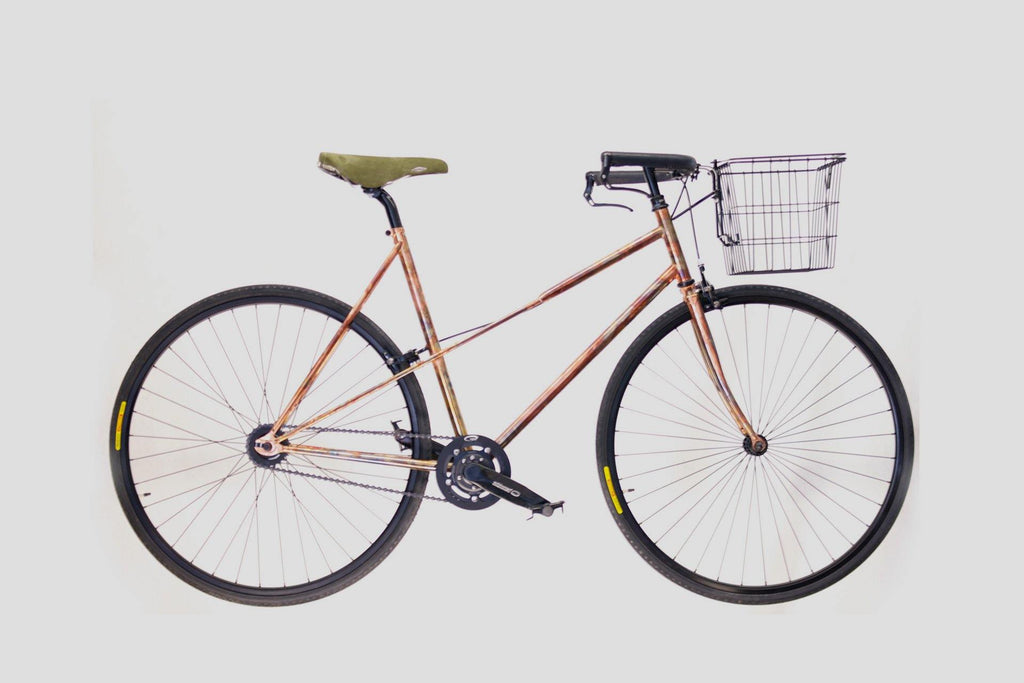 BÉCANE - Browning - 4gear - GOrilla . urban cycling