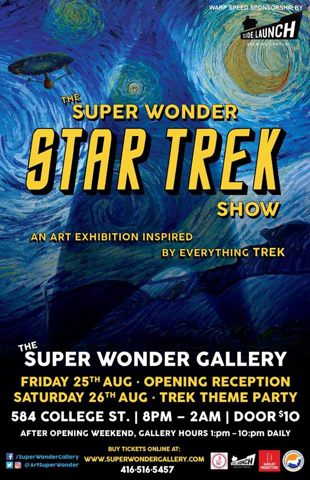 Garden of my Art – STAR TREK SHOW