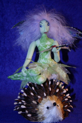Fairy and the Hedgehog