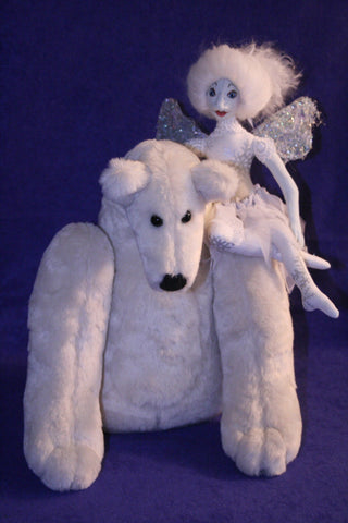Fairy of the North Wind and the Ice Bear