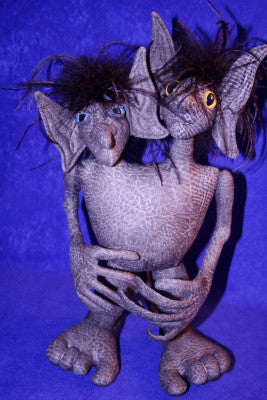 Flizzenflinx the 2-Headed Goblin