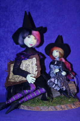 Mother and Daughter Witches