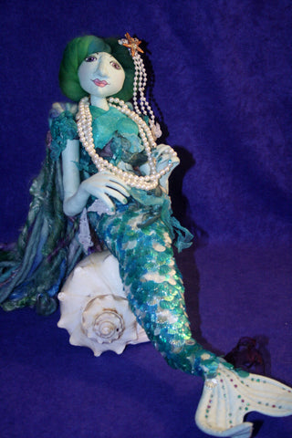 Seashell Mermaid
