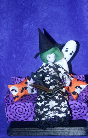 Witch's Bedtime Stories
