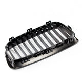 BMW Gloss Black Kidney Front Bumper Radiator F20 F21 1 Series 2011-2014 Grille M Performance