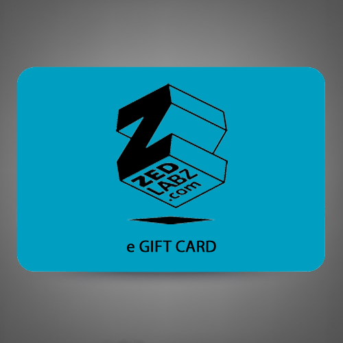 ZedLabz.com Digital eGift Voucher