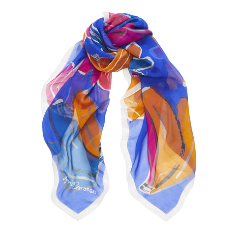 Bananas Scarf - Multi