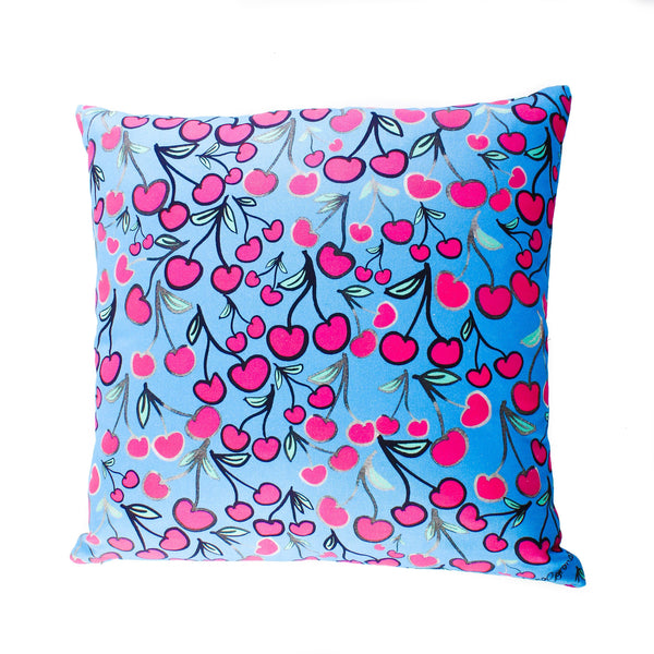 Cherries Cushion - Small
