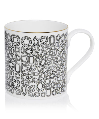 Diamonds Mug