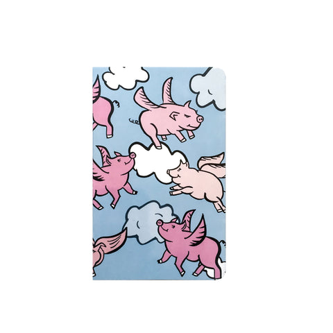 Flying Pigs Notebook