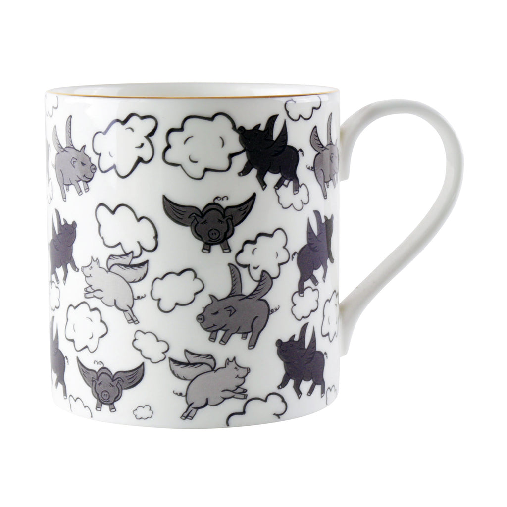 Flying Pigs Mug