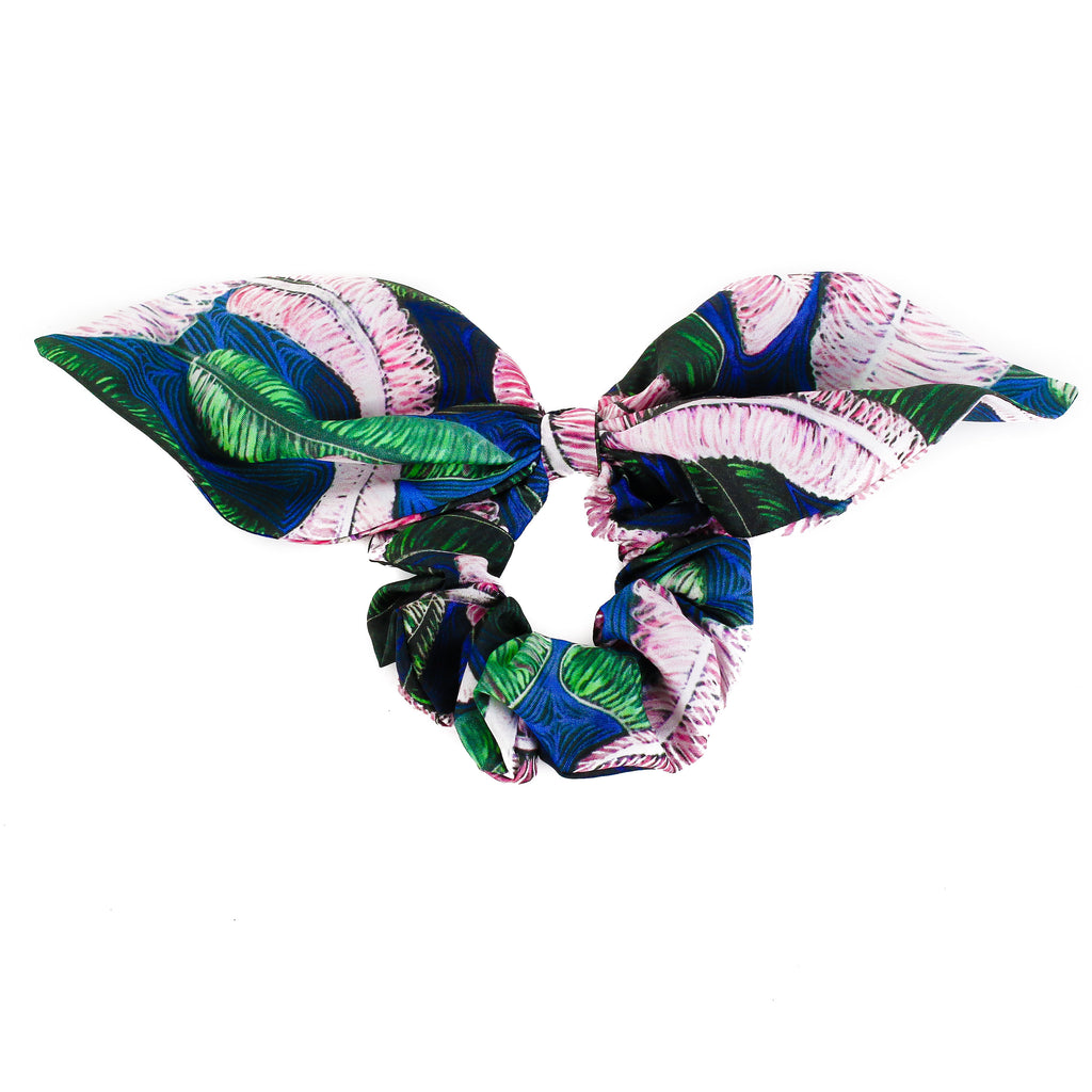 Banana Leaf Hair bow