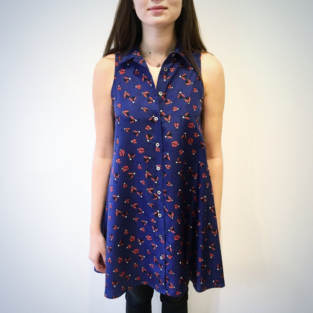 Wooster Dress - Ladybirds