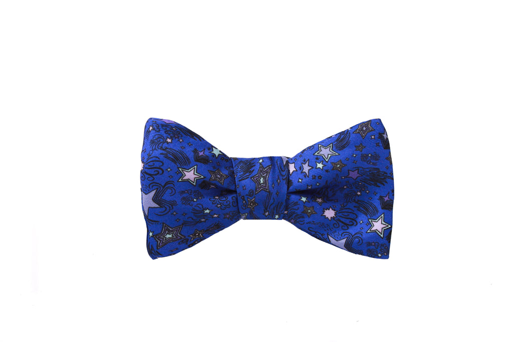 Shooting Stars Bow Tie