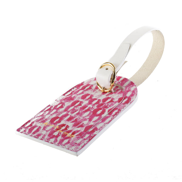 Kisses Luggage Tag