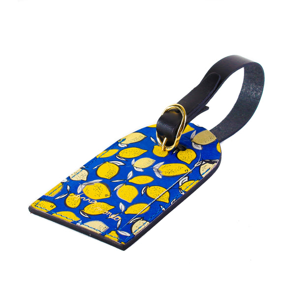 Lemons Luggage Tag