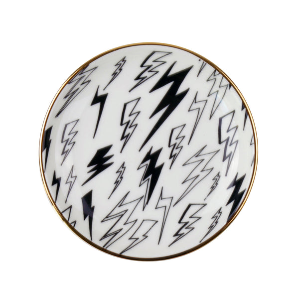 Lightning Bolts Mini Dish