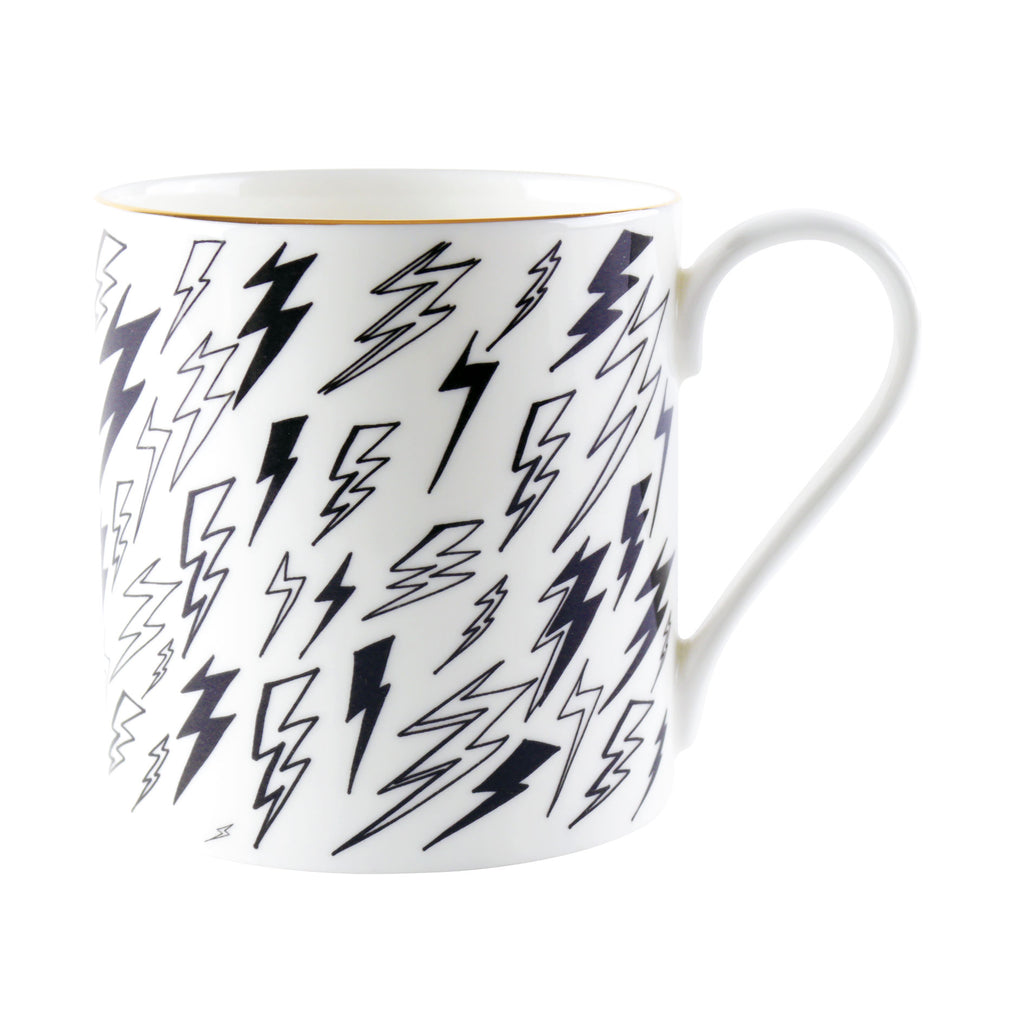 Lightning Bolts Mug