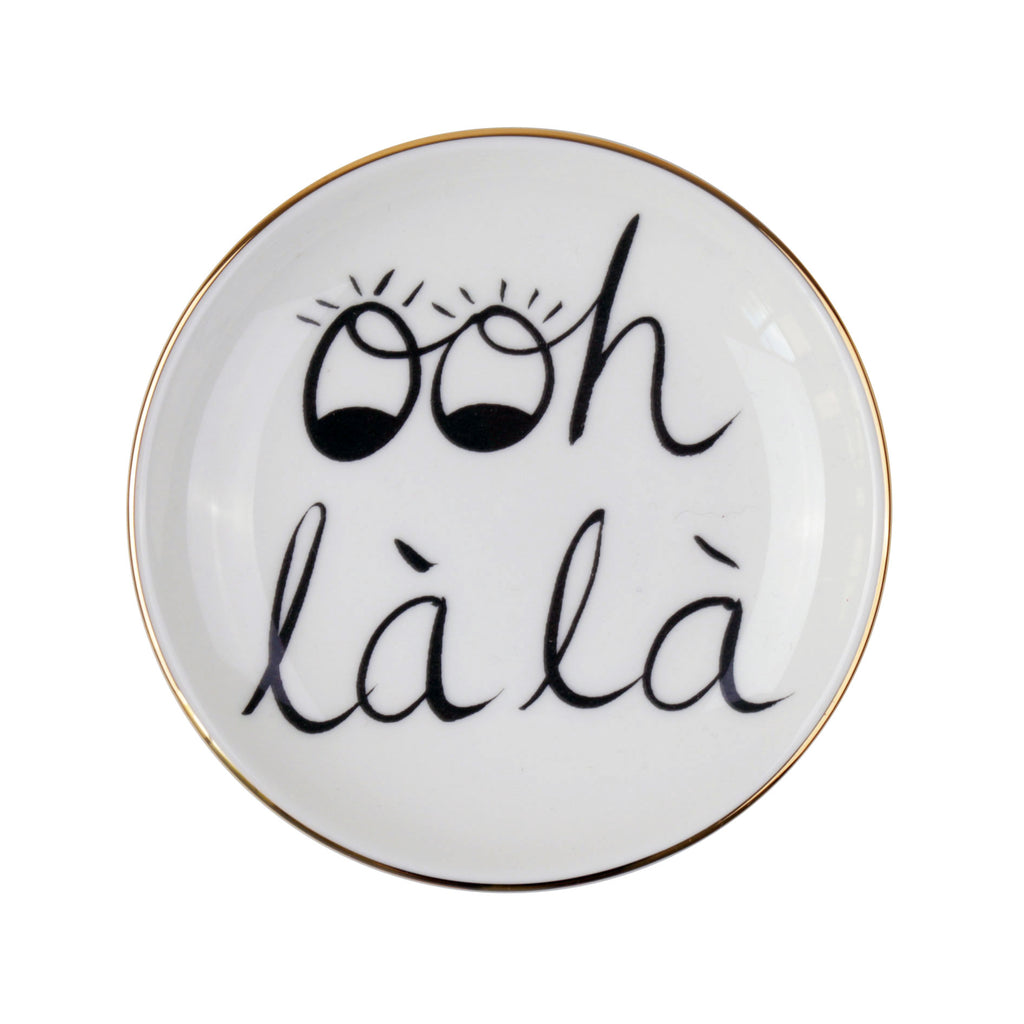 Ooh la la mini dish