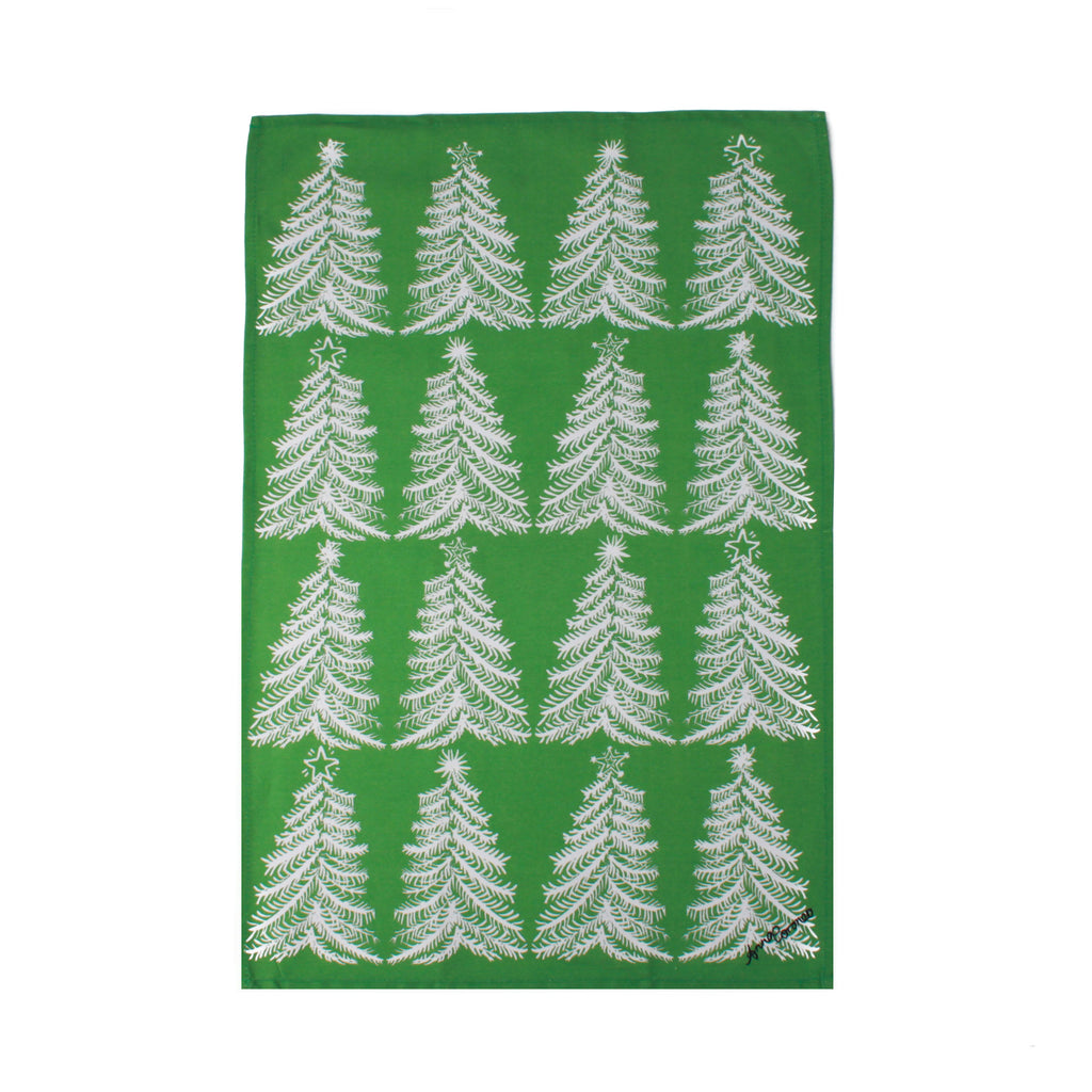Christmas Tree 1 Tea Towel