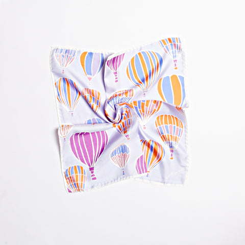 Hot Air Balloons Scarf