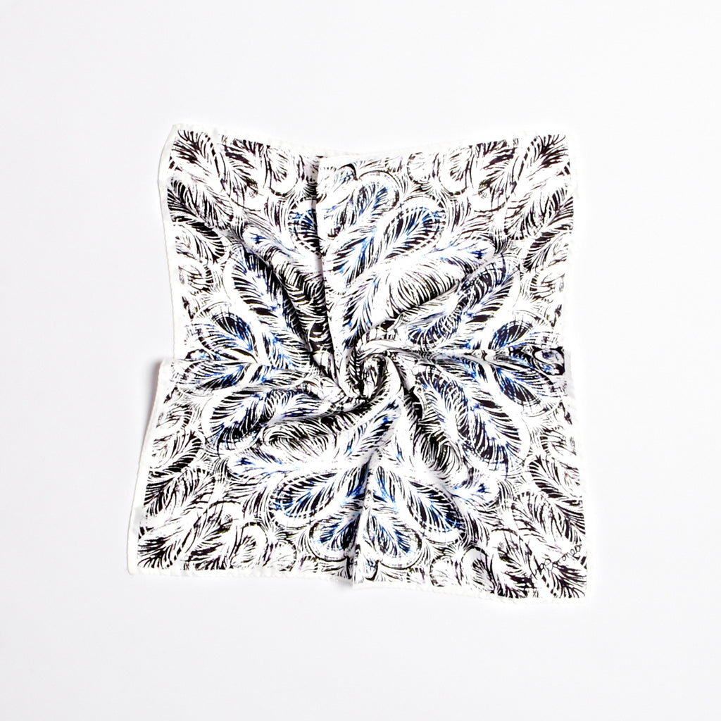 Soho Palm Scarf
