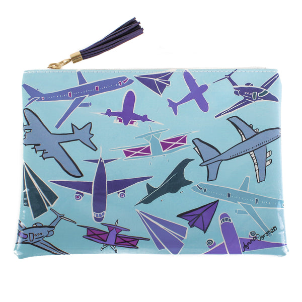Airplanes Beach Pochette