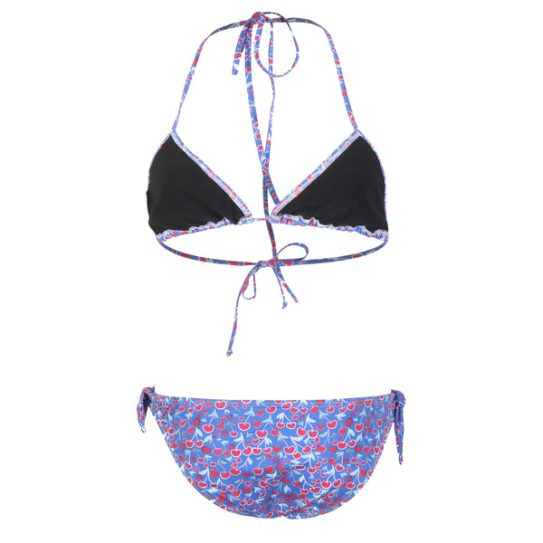 Cherries Triangle Bikini Set