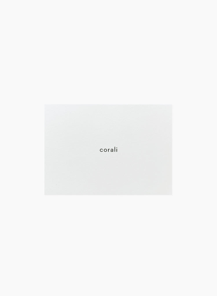 Corali Giftcard