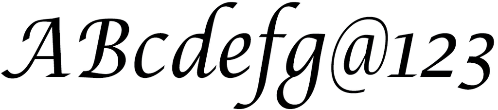 Lucida Calligraphy Narrow Normal