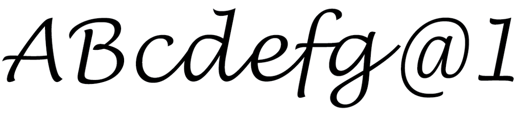 Lucida Handwriting Lite