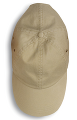 Unisex Solid Low-Profile Twill Cap|Color