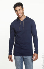 Lightweight Long-Sleeve Hooded T‑Shirt|Color