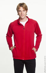 Men's Stretch Tech-Shell® Compass Full‑Zip|Color