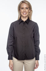 Ladies' 3.1 oz. Essential Poplin|Color