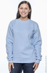 Unisex 7.8 oz. EcoSmart® 50/50 Fleece Crew|Color